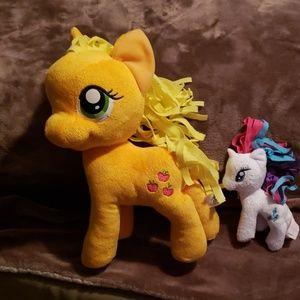 My Little Pony set of 2